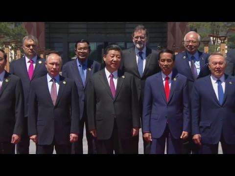 Il Presidente Gentiloni in Cina (14 - 15 maggio 2017)