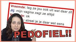 GESPREK MET 64-JARIGE PEDOFIEL! | DEGOUTANT