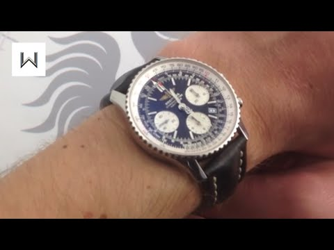 Breitling Navitimer A23322 Luxury Watch Review