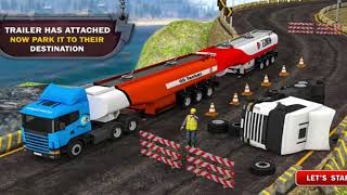 Offroad Oil Tanker Transport Truck Driver 2020 Android Game by (games wing) screenshot 1