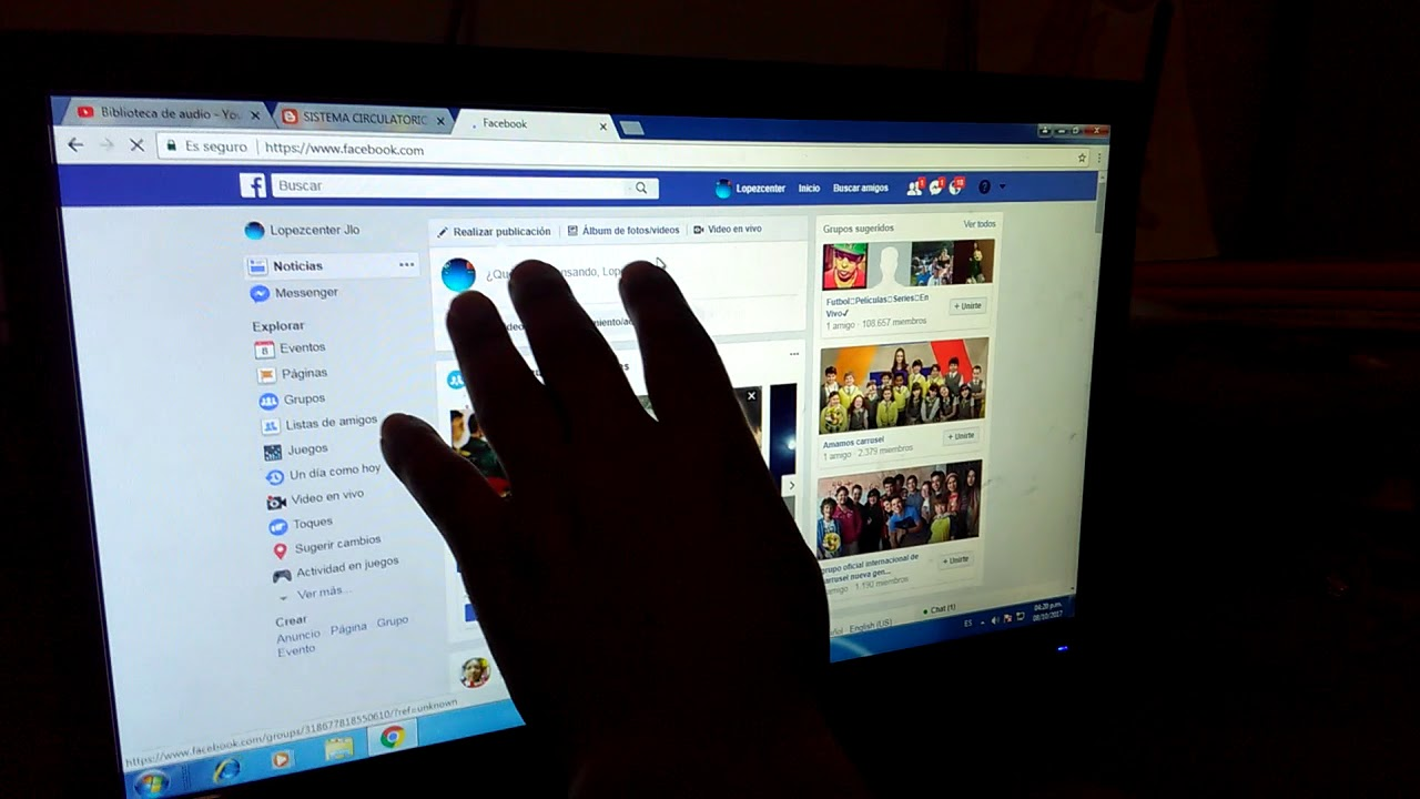 ¿como entrar a facebook sin contraseña desde un celular?