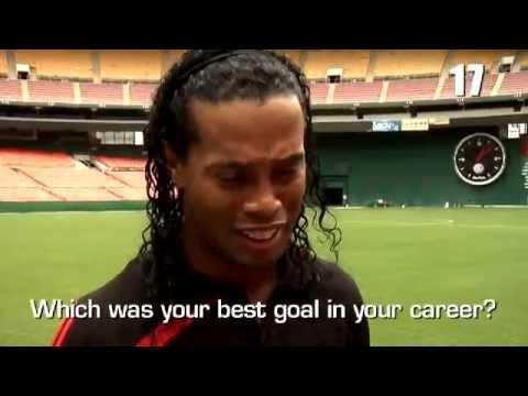 90 Seconds with Ronaldinho