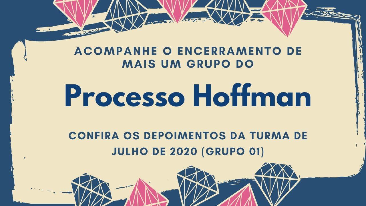 Encerramento do Proceso Hoffman: Veja os depoimentos dos alunos do grupo de julho de 2020!
