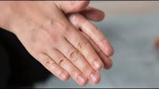 Inchados e pés para mãos remédio natural