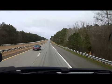 BigRigTravels LIVE! - Oxford NC on I-85 North to Henderson - Mon Mar 14 18:07:54 EDT 2016