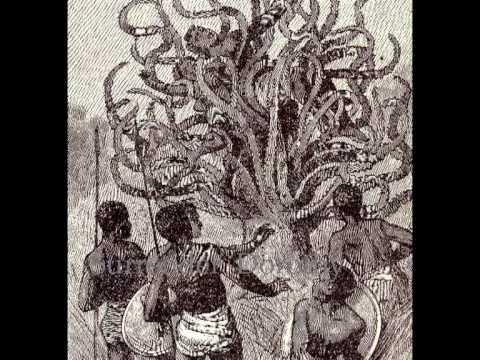 The Man - Eating Tree (history)