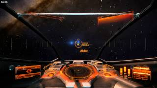 Elite: Dangerous Beta 1.06 - Online Multiplayer Battle (PC) 1080P HD