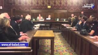 بالفيديو.. جيهان السادات أمام البرلمان البريطاني: 'الضباط الأحرار' نقلوا مصر إلى المدنية.. وثورة يوليو حسنت مكانة المرأة
