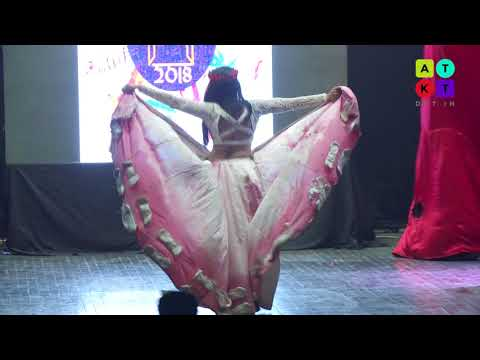 The Forbidden | Themed Fashion Show by Hindu College Students | Mecca 2018