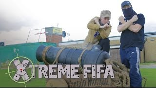Xtreme Cannon Fire Fifa | Thomas Gray v Fifa Playa