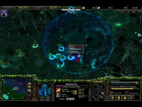Dota Imba Faceless Void Invincible 2 Butterfly YouTube