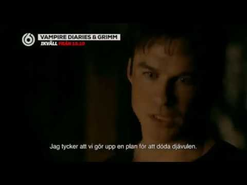 TV6 Sweden - Vampire Diaries / Grimm TV Series Promo 2017 with TV Series cast of AXN's Absentia