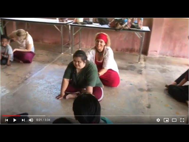 Kinderyoga opleiding in Thailand
