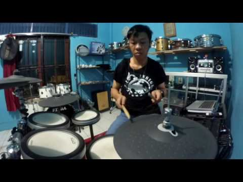 Last Child - Sekuat Hatimu (Drum Cover)