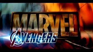 MARVEL STUDIOS Intro logo - Avengers 2 : Age of Ultron - 2015 1080p