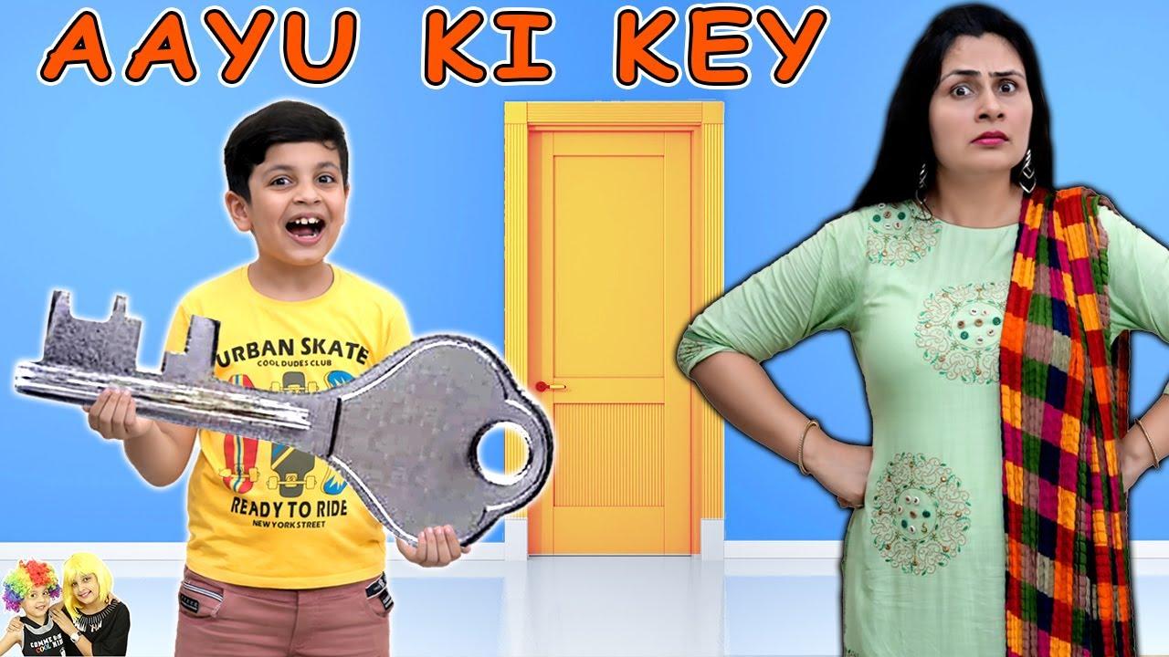 AAYU KI KEY | Short Movie | Aayu and Pihu Show