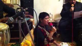 Din sara Guzara tore angna Duet by Ashok Kumar & Reena ji