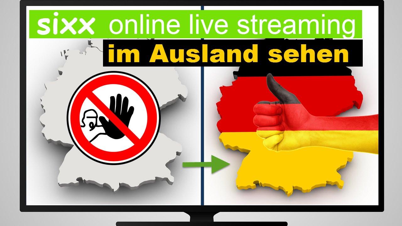 Sixx Internet Tv Im Ausland Schauen So Gehts Youtube