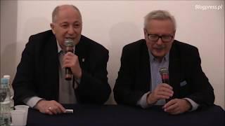 Przegląd dwutygodnia Marcina Wolskiego i Józefa Orła (Klub Ronina, 8.01.2020)