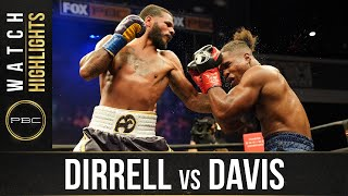 Dirrell vs Davis HIGHLIGHTS: February 27, 2021 | PBC on FOX