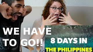 8 DAYS IN THE PHILIPPINES (REACTION)