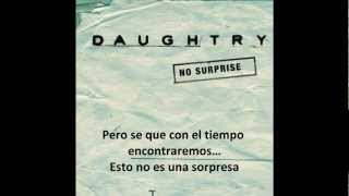 No Surprise Daughtry Subtitulada Español