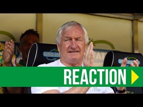 Norwich City Legends 1-2 Inter Forever: Mike Walker Reaction