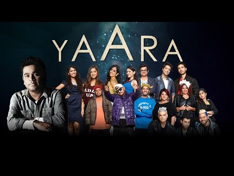 Jammin' - Yaara by A.R. Rahman | Anthem #JamminNow