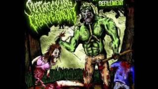 Putrefying Cadaverment - Defiled Beyond Recognition