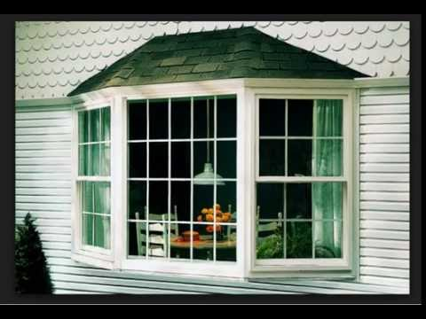 Latest home window designs home design ideas pictures for Window design home
