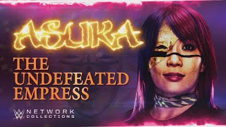 Asuka: The Undefeated Empress - WWE Network Collection sneak peek