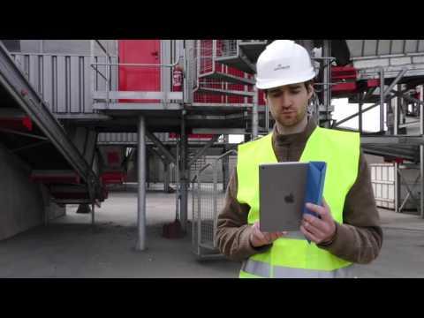 GlassUp F4 - The future of manufacturing