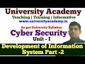 L5: Development of Information System |Prototype Model| Spiral Model | Incremental Model In Hindi