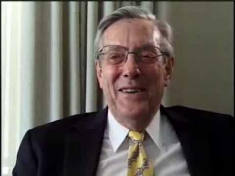 """Senator William """"Bill"""" Brock - Oral History about Bob Dole - June 26, 2007"""