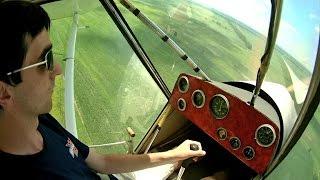 Політ на цьому саморобному літаку. RC LIFE