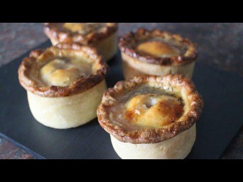 Northern Style Pork Pies @Pie Recipes