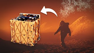 Oxygen on Mars: The gold box that could let us breathe on the red planet