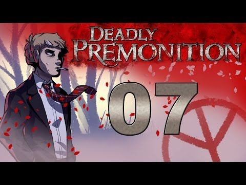 Deadly Premonition: The Director's Cut Gameplay Walkthrough Part 7 - Lumber Mill