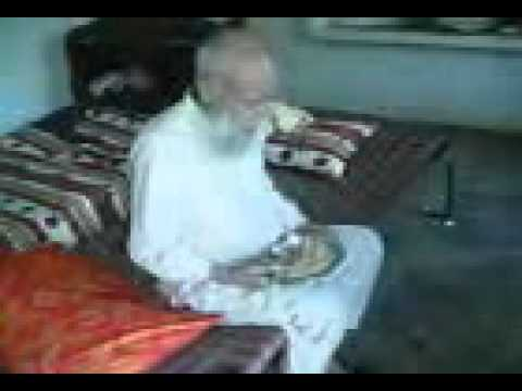 Moulana Syed Mohammad Qasim kazmi Before 2 Months of his Death.3gp