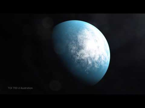 TESS Mission's First Earth-size World in Star's Habitable-zone