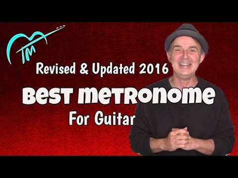 best metronome 2016 for guitar youtube. Black Bedroom Furniture Sets. Home Design Ideas