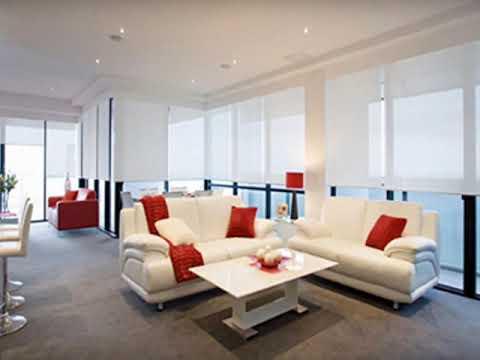 cortinas para oficinas youtube