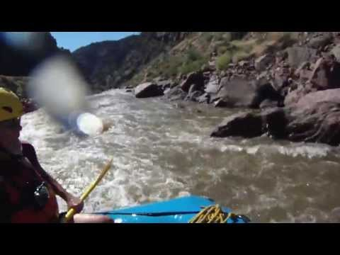 Royal Gorge River Rafting  07/20/13