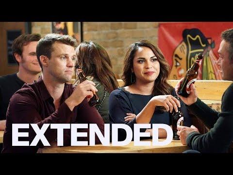 Jesse Spencer, Monica Raymund Talk New 'Chicago Fire' Captain | EXTENDED