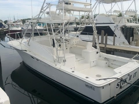 [UNAVAILABLE] Used 1994 Luhrs 320 Open In Homestead, Florida