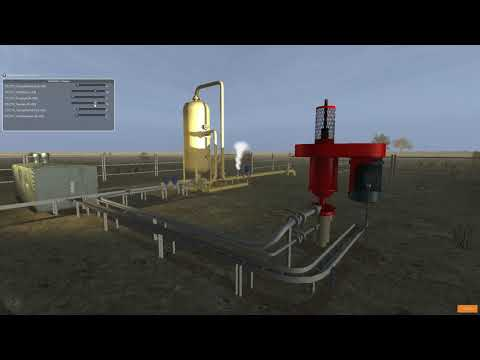 Oil and Gas VCCTV Demo