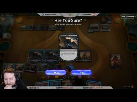 magic-the-gathering:-arena---sacrifice-&-burn,-rakdos-deck