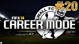 FIFA 14 | PS4 Career Mode | #20 | Stumbling Over The Line