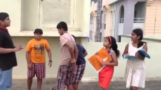 THE EXAM!  (Vijay Vihar) Video