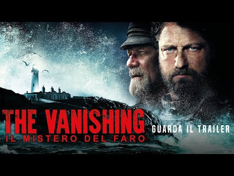 The Vanishing – Il mistero del faro [BD]